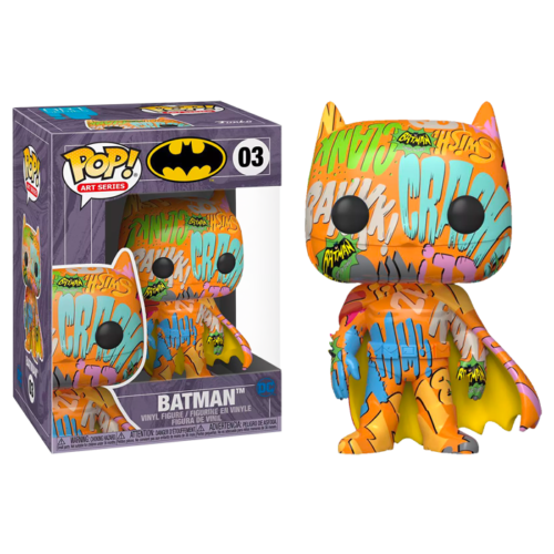 Batman Artist Funko Pop 03