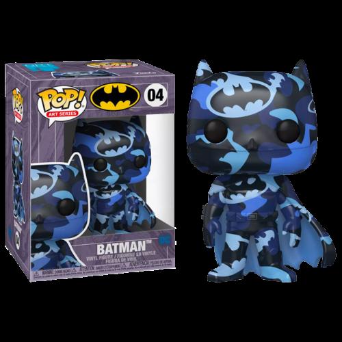 Batman Artist Funko Pop 04