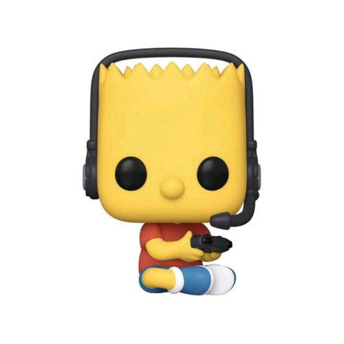 Gamer Bart Funko Pop