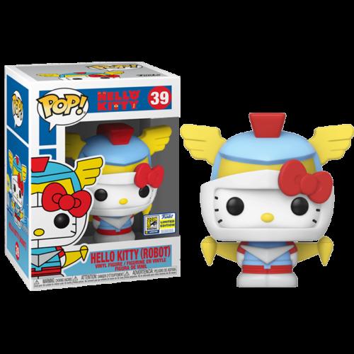Hello Kitty Robot Funko Pop