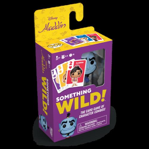 Aladdin Card Game Funko