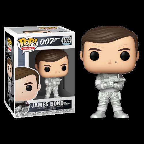 James Bond Moonraker Funko Pop