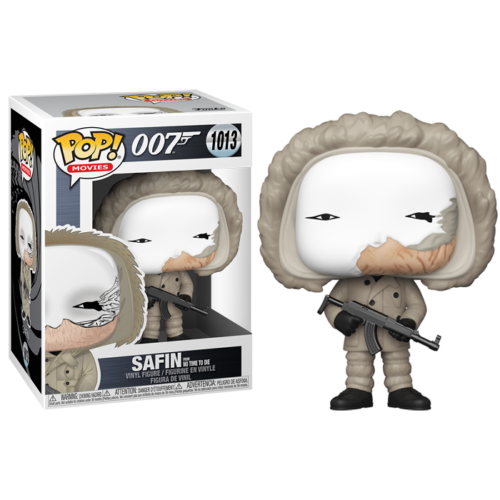 Safin (No Time to Die) Funko Pop